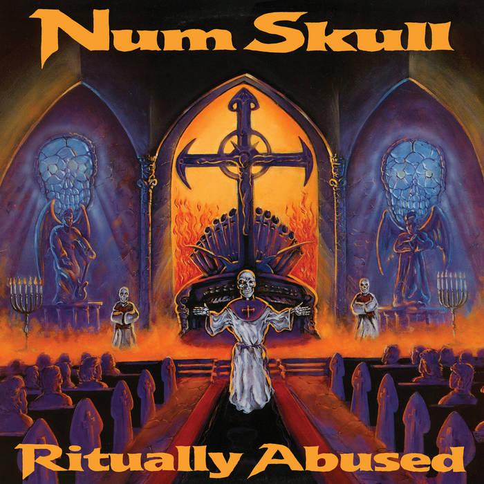Ritually Abused cover art