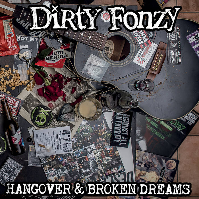 Hangover & Broken Dreams cover art