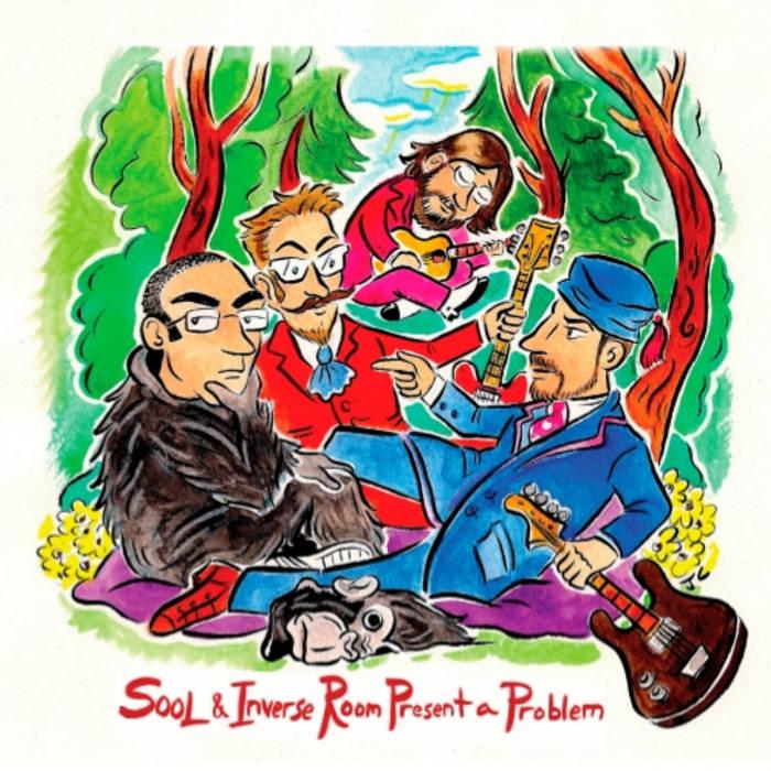 Sool & Inverse Room Present a Problem cover art