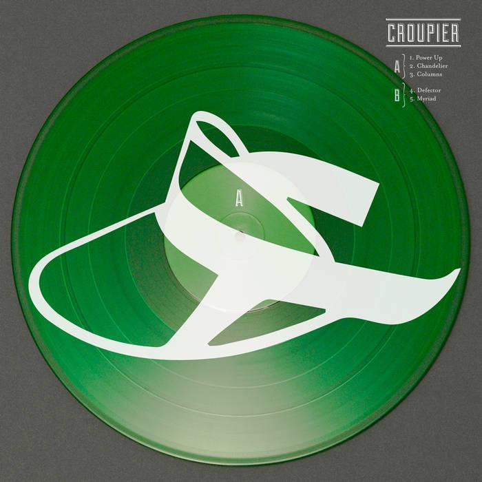 The Visor EP cover art
