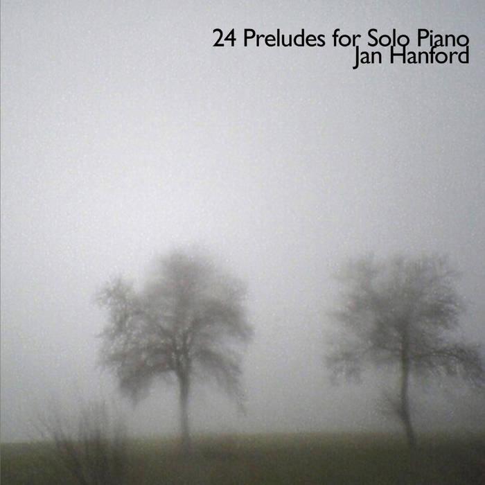 24 Preludes for Solo Piano cover art