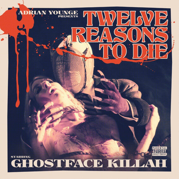 Twelve Reasons To Die cover art