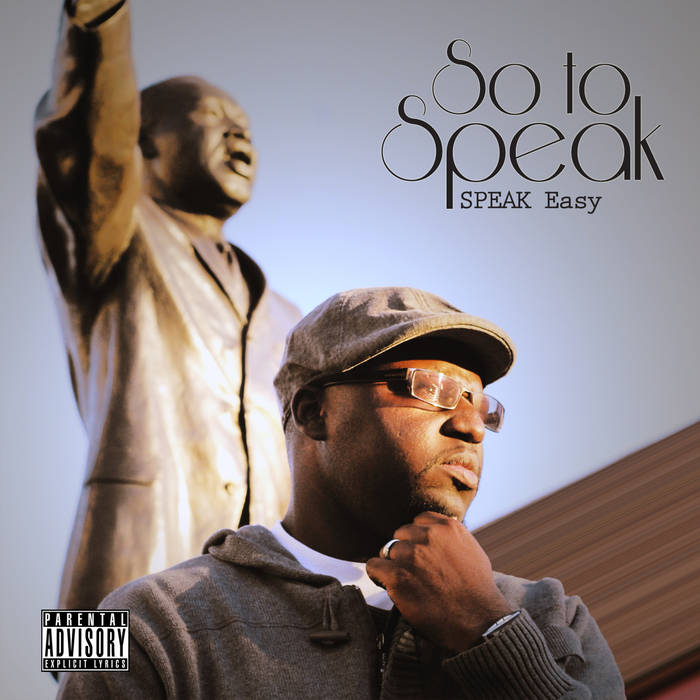 So to Speak cover art