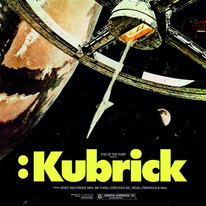 Kubrick cover art