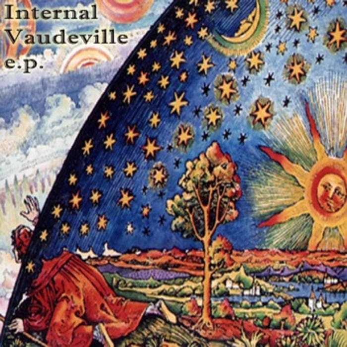 Internal Vaudeville ep cover art