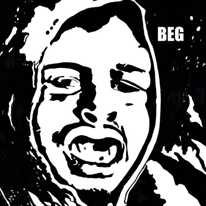 HYG012: BEG - SELF-TITLED CDR cover art