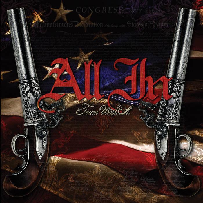 Team U.S.A. cover art