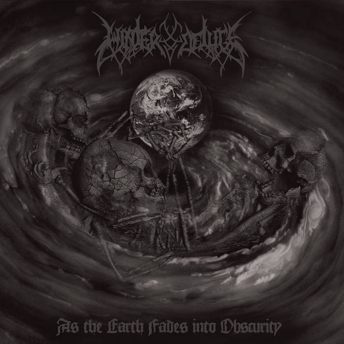 As the Earth Fades into Obscurity cover art