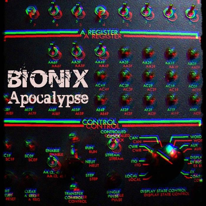 Bionix: Apocalypse cover art