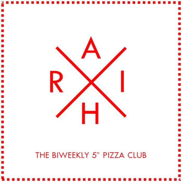 """The Biweekly 5"""" Pizza Club cover art"""