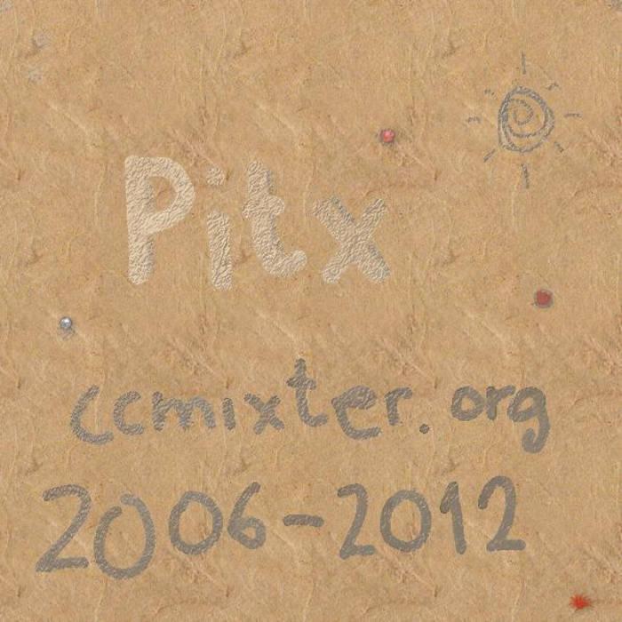 ccmixter.org 2006-2012 cover art