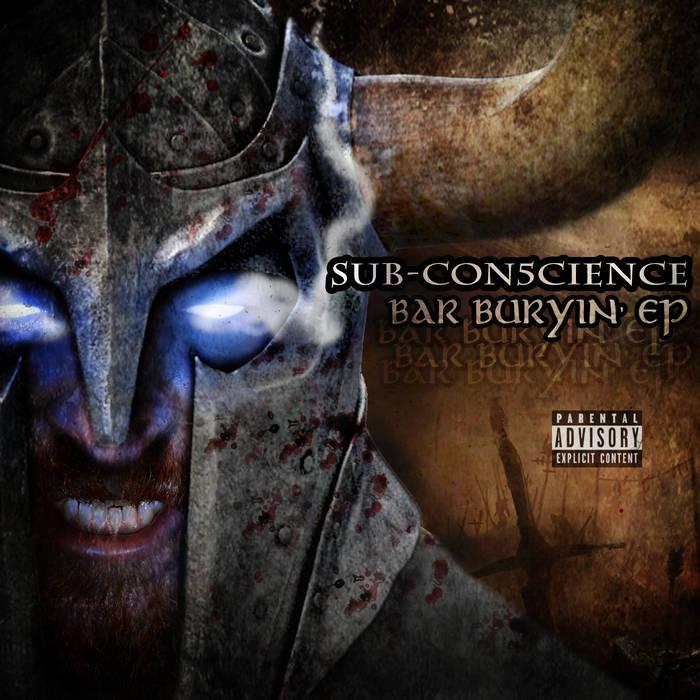 Bar Buryin' EP cover art