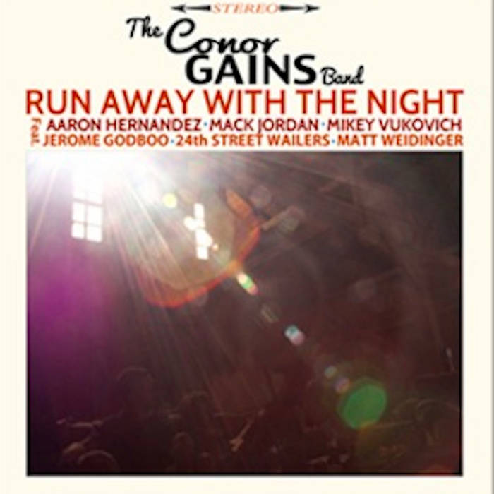 RUN AWAY WITH THE NIGHT cover art
