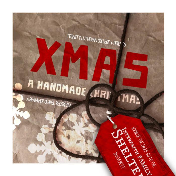 XMAS: A Handmade Christmas cover art