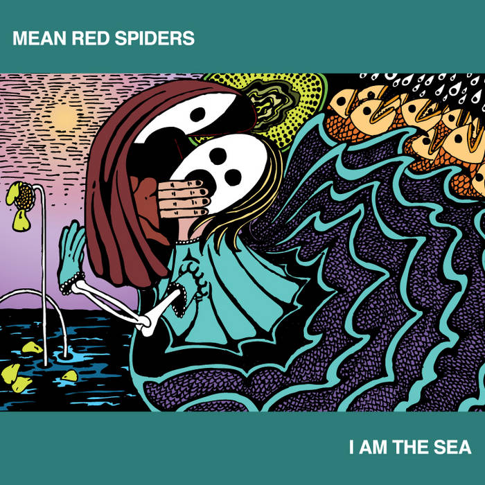 I am the Sea cover art
