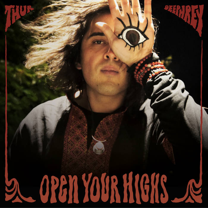Open Your Highs cover art