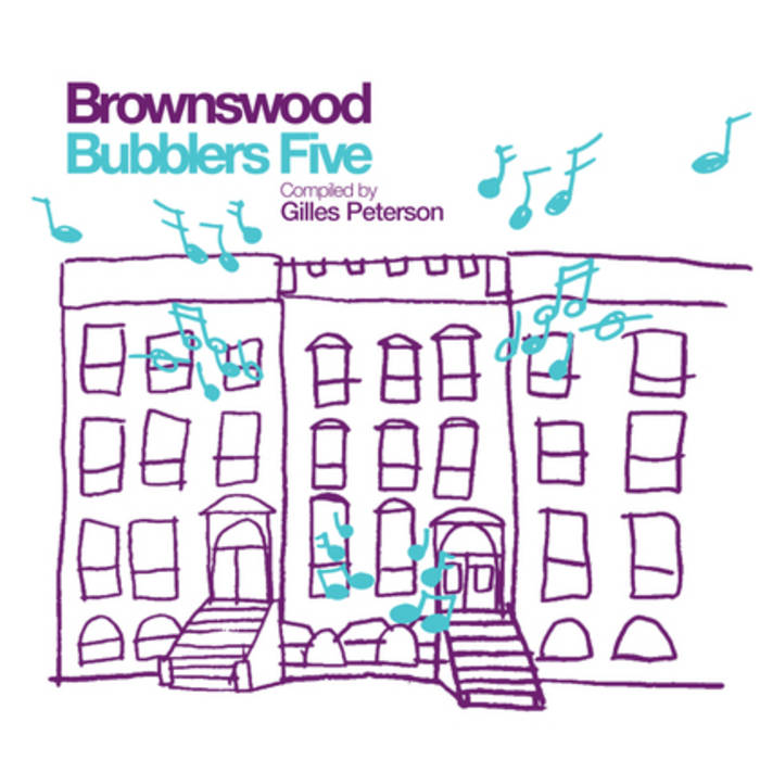Brownswood Bubblers Five cover art