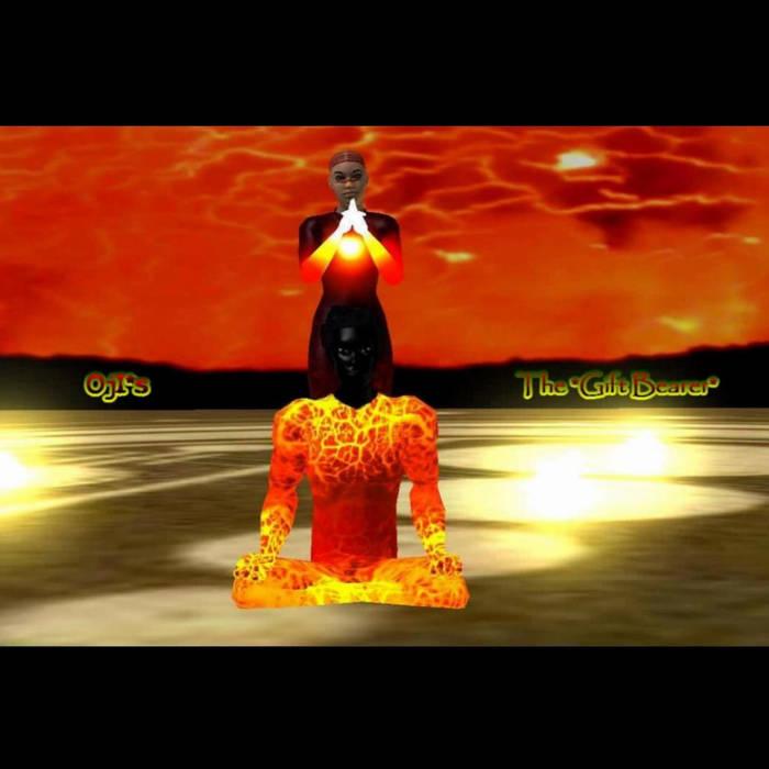 "Oji's The ""Gift Bearer"" Animated Movie & Audiobook cover art"