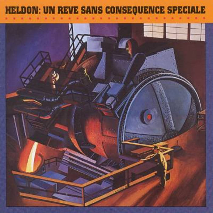 Un Reve Sans Consequence Speciale cover art
