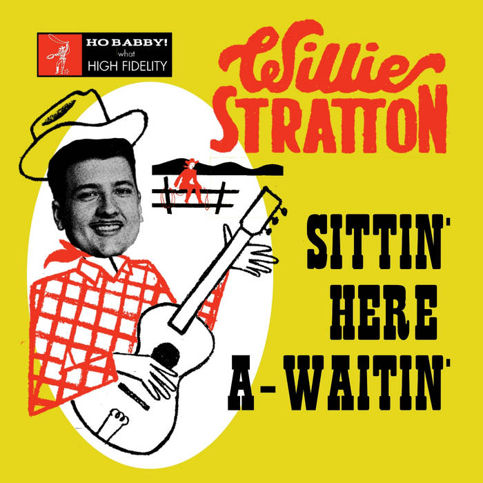 Sittin' Here A-Waitin' cover art