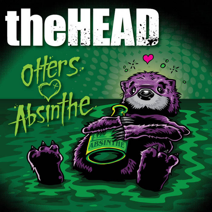 Otters <3 Absinthe cover art