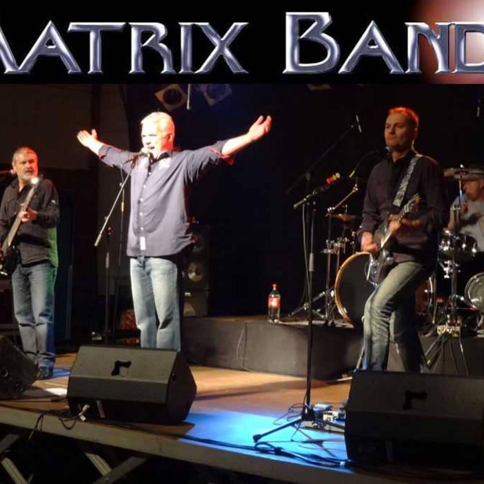 The Matrix Band Live@Powerplay cover art