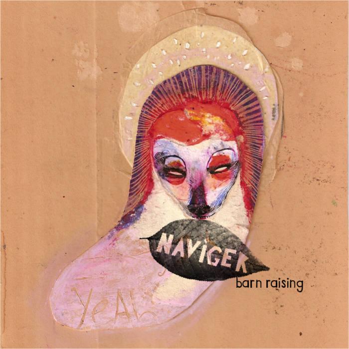Barn Raising cover art