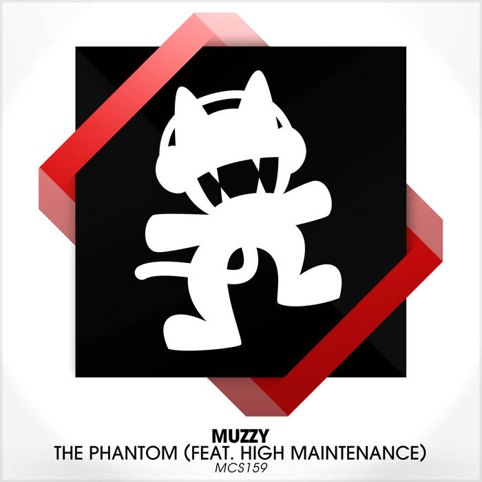 The Phantom (feat. High Maintenance) cover art