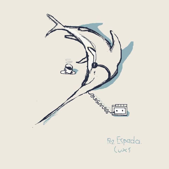 Pez Espada EP cover art