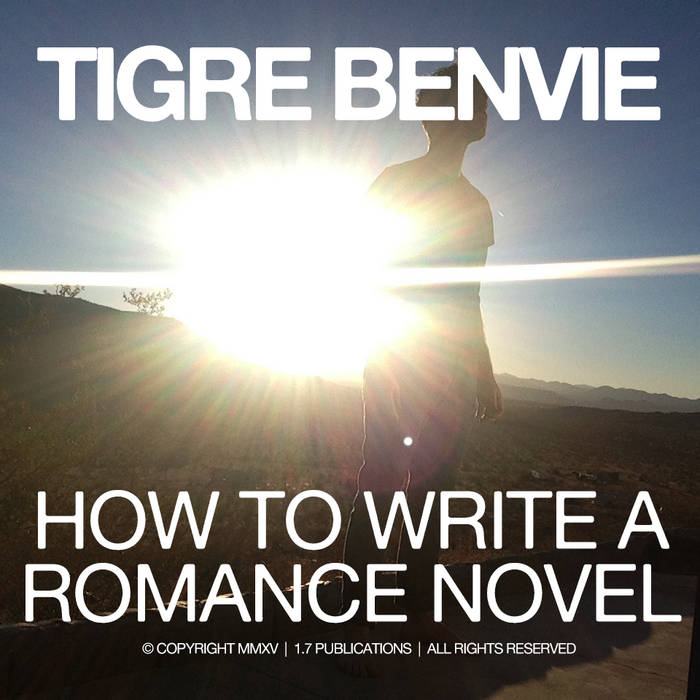 How to Write a Romance Novel cover art