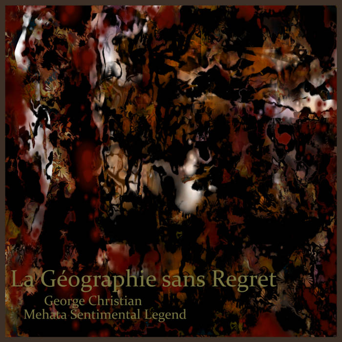 La Geographie sans Regret cover art
