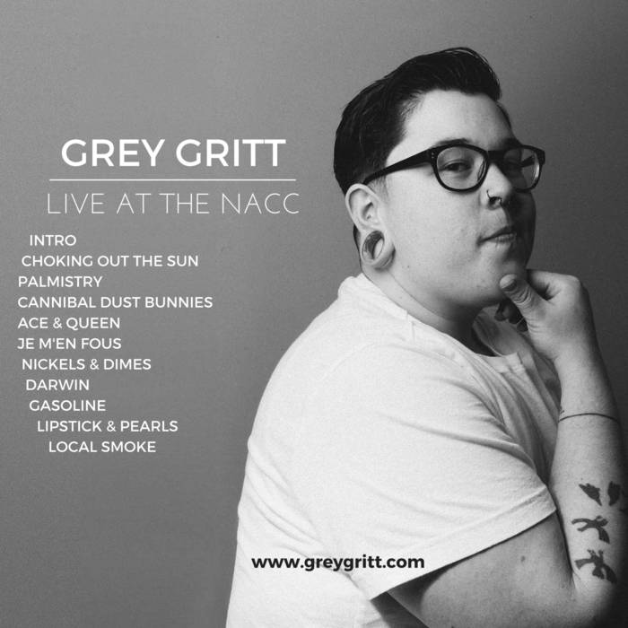 Live at the NACC cover art