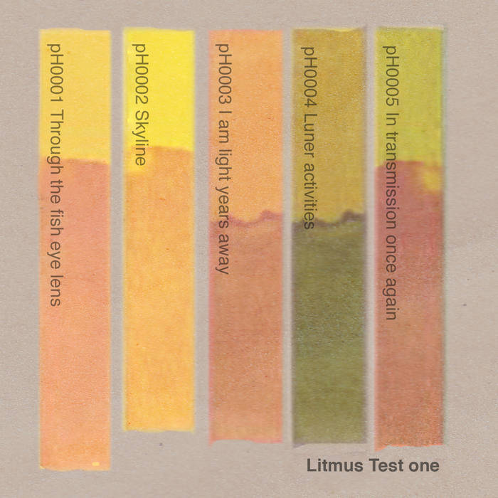 Litmus Test one cover art