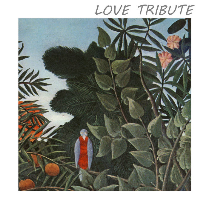 Love Tribute cover art