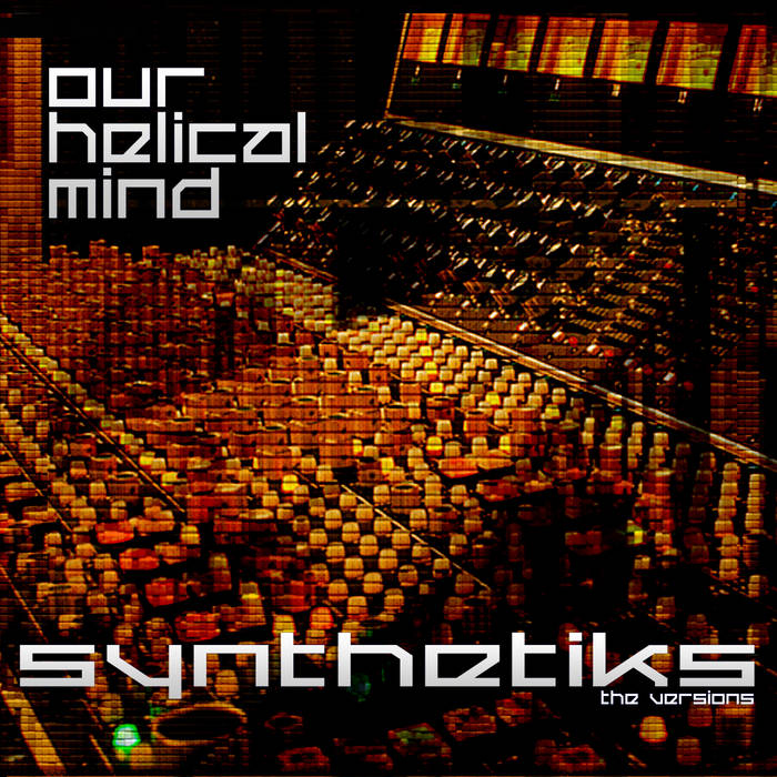 Synthetiks - The Versions cover art