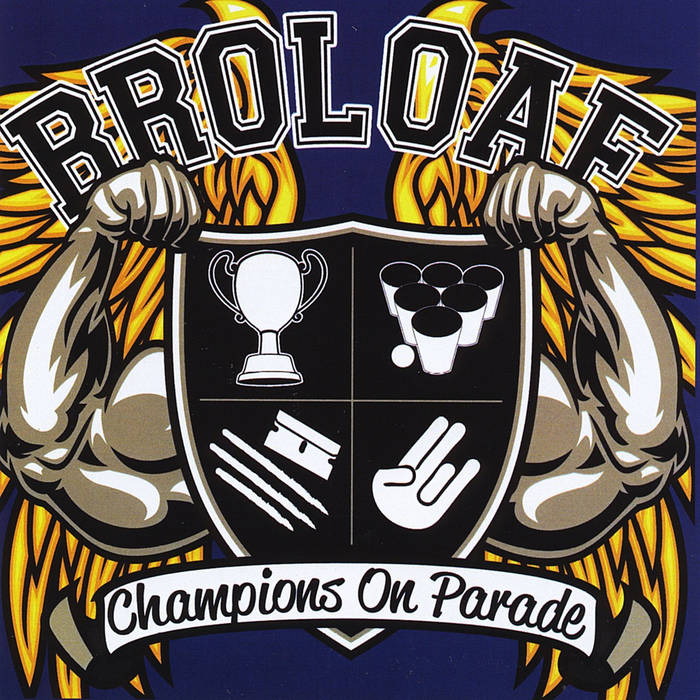 Champions On Parade cover art