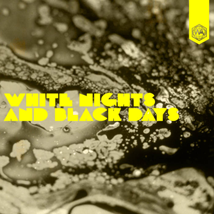 White Nights & Black Days cover art
