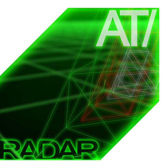 AT/  -  RADAR EP cover art