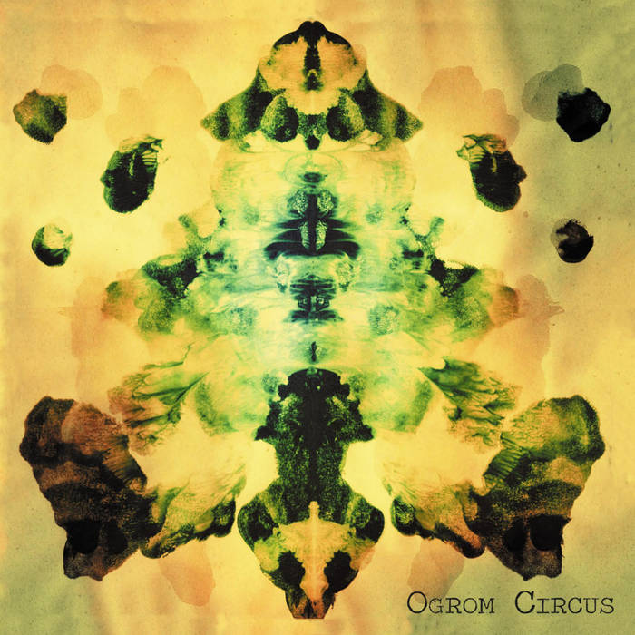 Ogrom Circus cover art