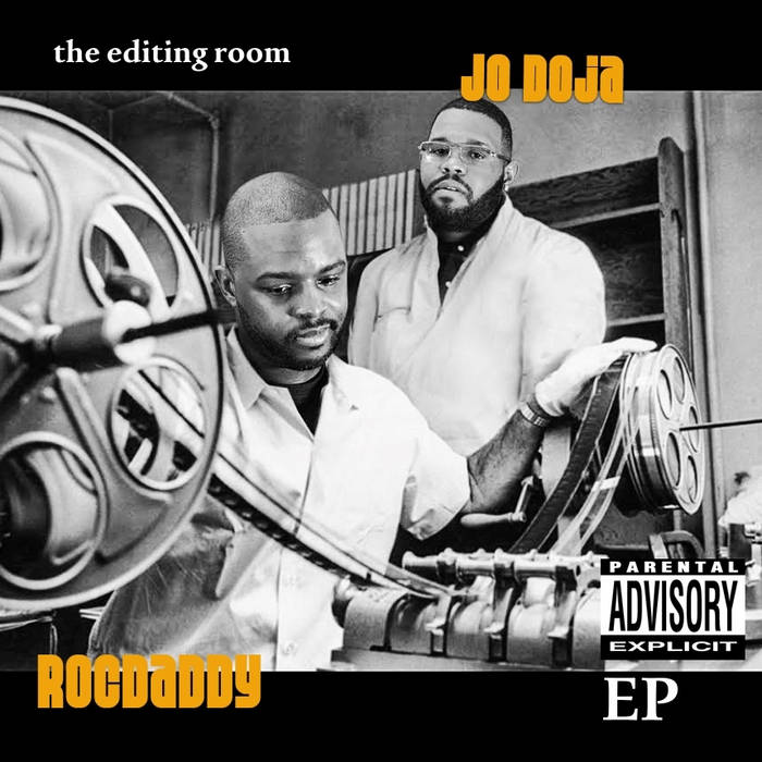 The Editing Room cover art
