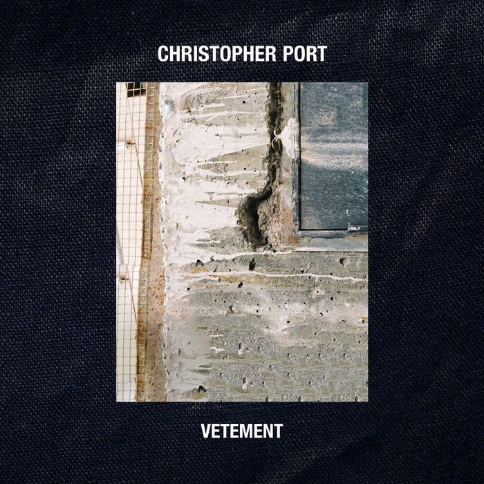 Vetement (EP | 2016) cover art