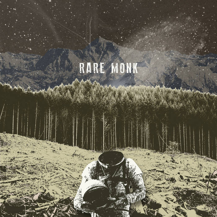 Rare Monk EP cover art