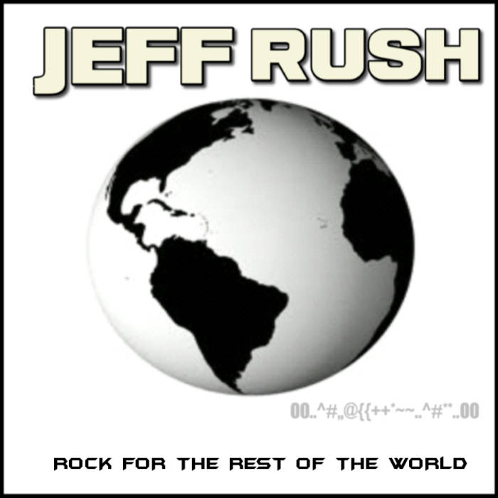 ROCK FOR THE REST OF THE WORLD cover art