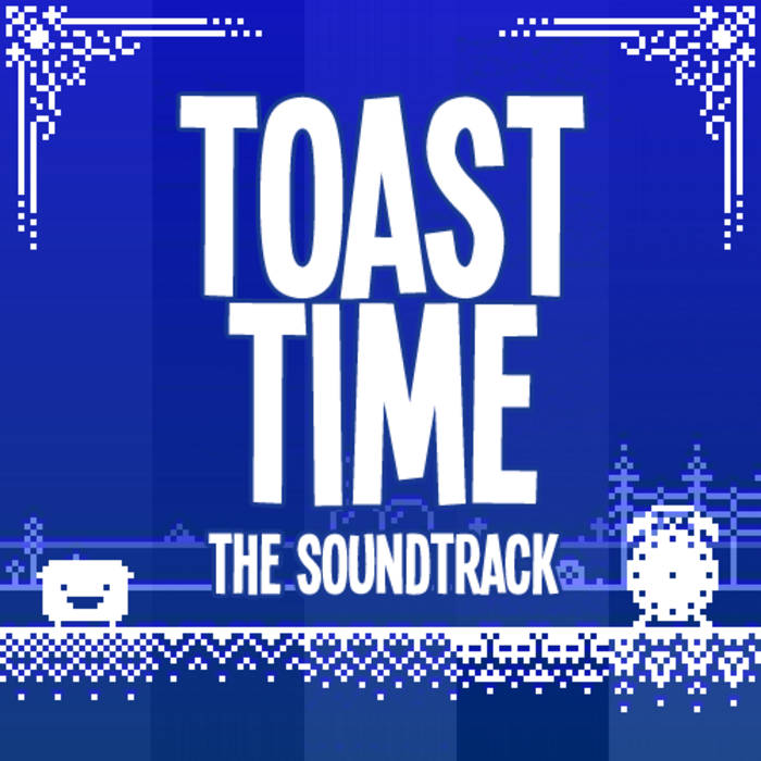 Toast Time OST cover art