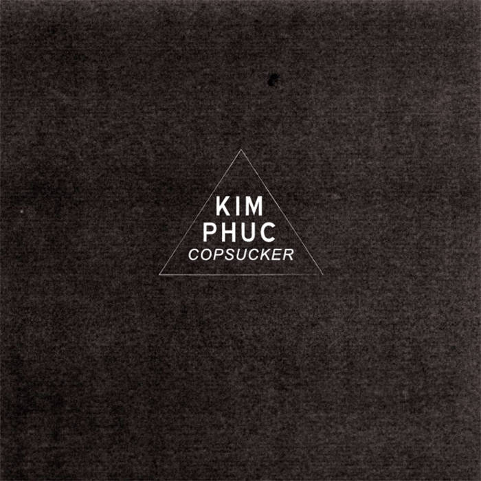 Copsucker LP (LUNGS-022) cover art