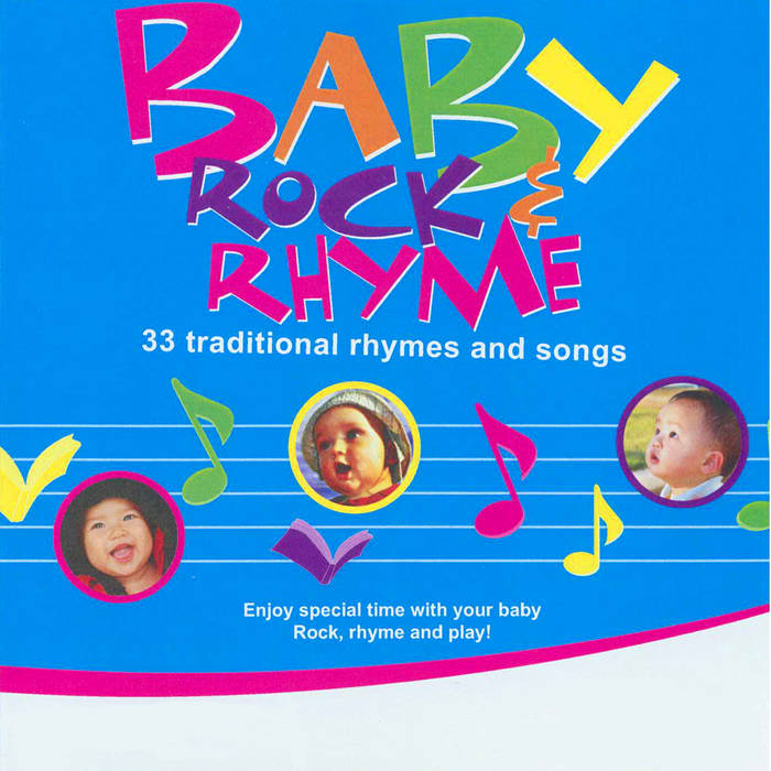 Baby Rock & Rhyme cover art