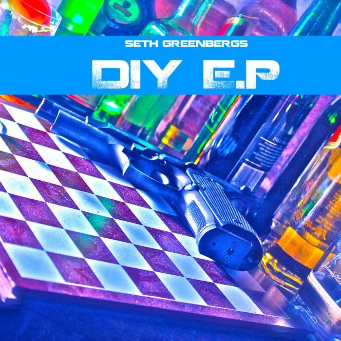 DIY EP cover art