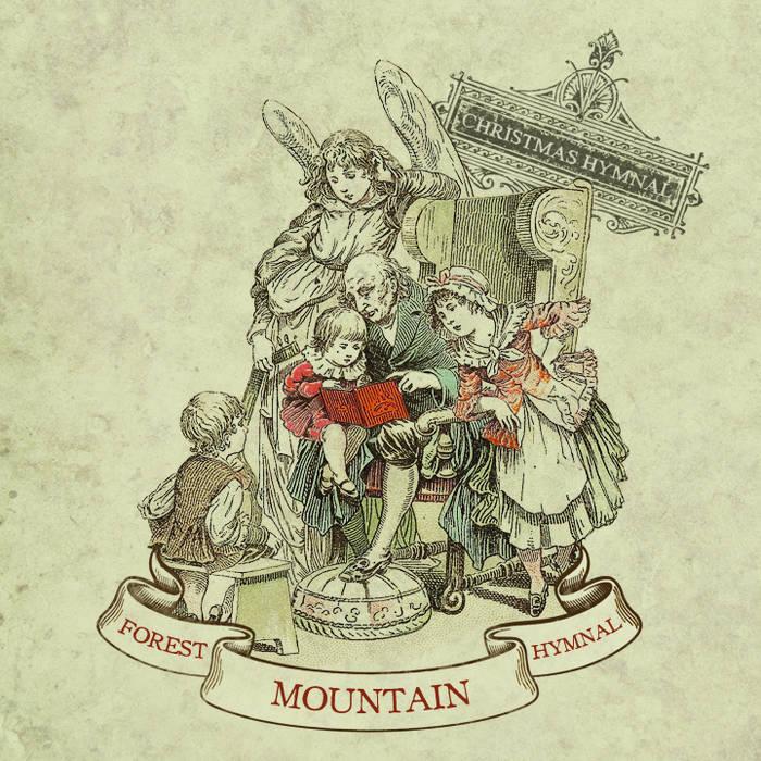 Christmas Hymnal cover art