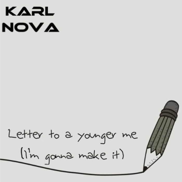 I'm Gonna Make it (Letter to a younger me) cover art