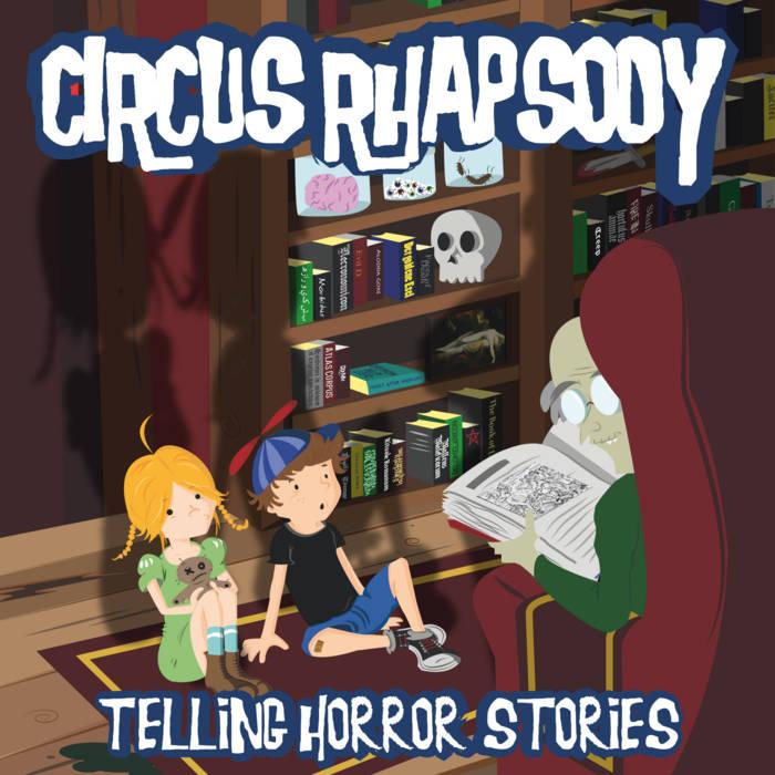 Telling Horror Stories cover art